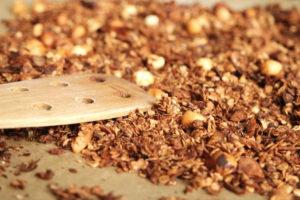 Kokos-Zimt Granola