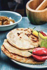 Malawach - jemenitisches Brot