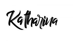 Katharina Unterschrift